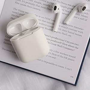 MC24 Testaxane Schutzhülle für Apple AirPods einfach entfernen