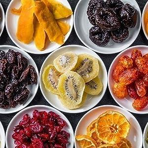 Früchte / Obst dörren und konservieren