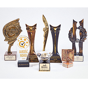 Olimp - Auszeichnungen und Auszeichnungen