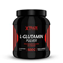 XTRAZE Glutamin Pulver