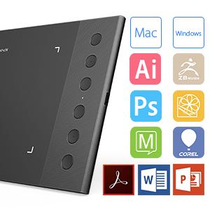 Windows 10/8/7, Mac OS Version 10.10 und höher