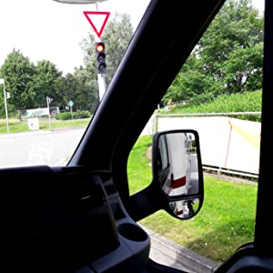 Truckwarn Toter Winkel Assistent Und Elektronik