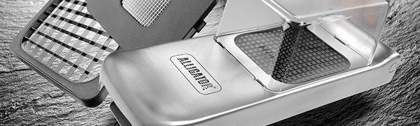 er Alligator 3093 ist das exklusive Modell aus rostfreiem Edelstahl.