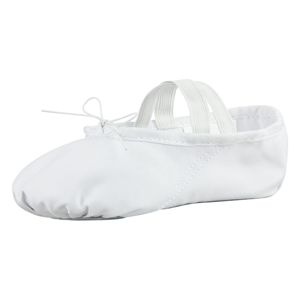 Pink and Black Soft and Durable Material Full Leather Sole White Cotton Lining Sizes 5 UK Child 12 UK Adult tanzmuster Canvas Ballet Shoes Dani