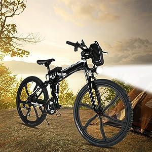 电动自行车山地车