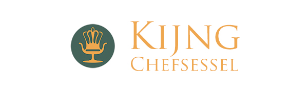 Kijng Logo Chefsessel Banner
