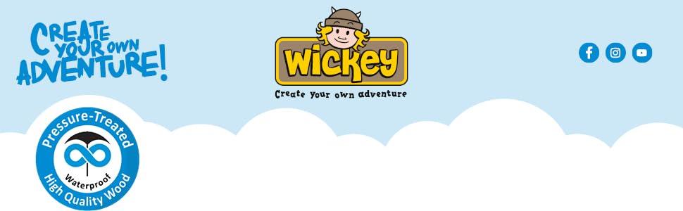 Wickey, Header