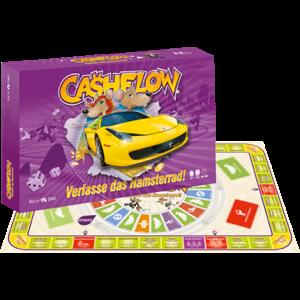 Geld verstehen mit CASHFLOW
