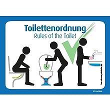 Toilettenordnung