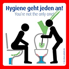 Hygiene geht jeden an – You're not the only one