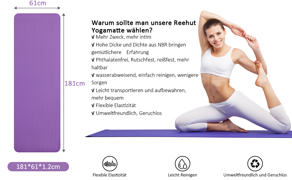Amazon Yogamatte
