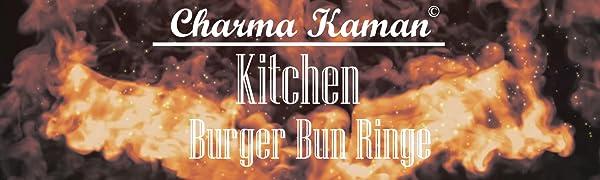 BurgerBun Ring