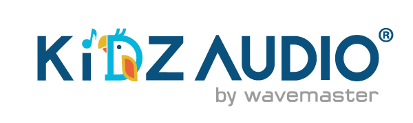 KidzAudio - die Audiomarke von wavemaster für Kinder