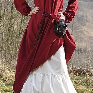 LARP - Kleid Kostüm Verkleidung