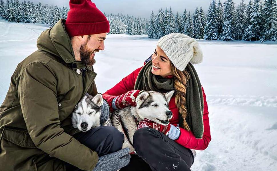hundewelpen mydays hundebaby pärchen valentinstag liebe geschenk partner mann frau hund
