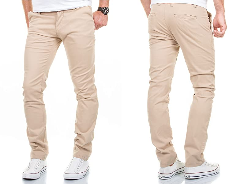 MERISH Chino Trousers Slim Fit Stretchable Modell 168