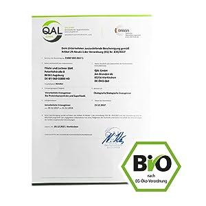 Bio Qualität