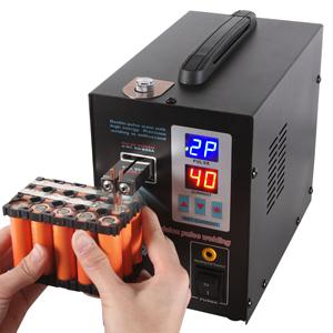 KNOKOO 2 in 1 220V 1.9kw Sunkko LED Puls Batterie Spot Schwei/ßer 709A f/ür 18650 16430 14500 Batterie Pack Akku Punktschwei/ßger/ät 709A