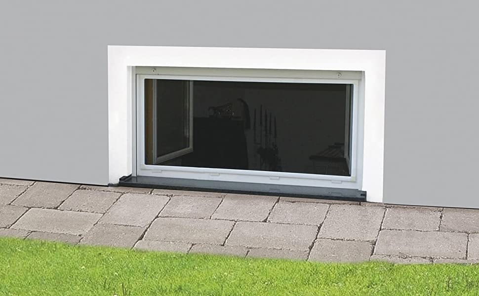 Favorit Ungezieferschutz Nagerschutz Insektenschutzfenster 'Master' 60 x RO92