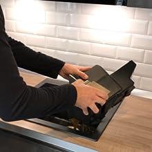 Voordelige getallen WMF koffiezetapparaat vetoplosser tablet made Germany koffievet koffievetoplosser