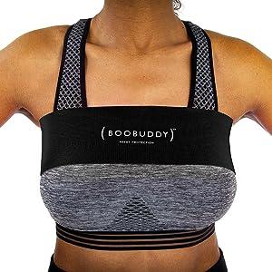 Booband Boobuddy Verstellbares Brustkompressionsband/Brust
