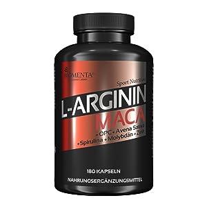 arginin maca kapseln kaufen hochdosiert potenzmittel natürlich blutdruck senken fitness sport männer
