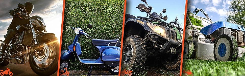 MOTORCYCLE Finder paj gps