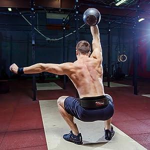 Kopfkraft-Trainingsgurt Fitness-Gewichtheberger/äte Halskraft-Trainingsg/ürtel verstellbar//Fitness Weightlifting Equipment,Head Strengh Exercise Strap,Neck Power Training Belt Adjustable