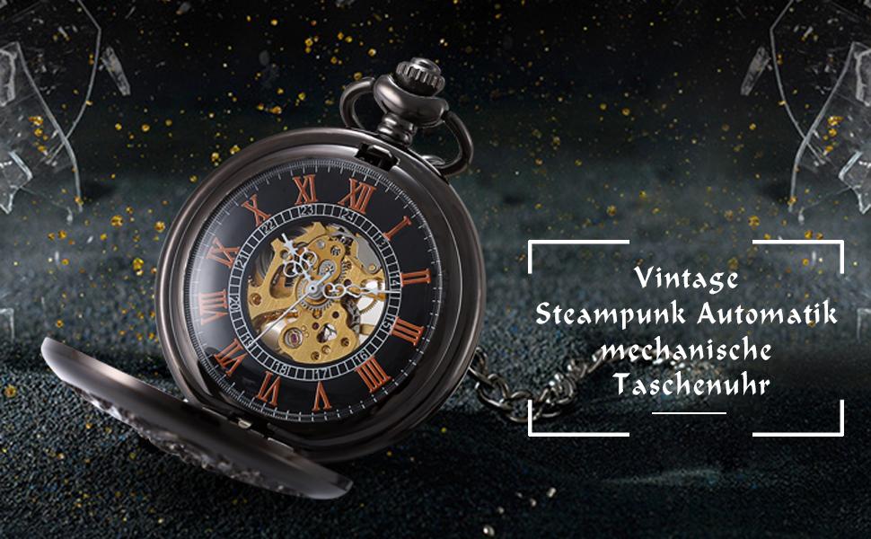 Mode Vintage Männer Und Frauen Quarz Taschenuhr Mit Kette Römische Zahl Unisex Halskette Anhänger Geschenke Ll @ 17 Hohe Belastbarkeit Uhren