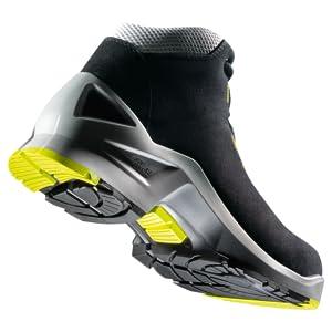 36-48 uvex Herren Damen Sicherheits-Schuhe Leder S1 Arbeits-Schutz Gr