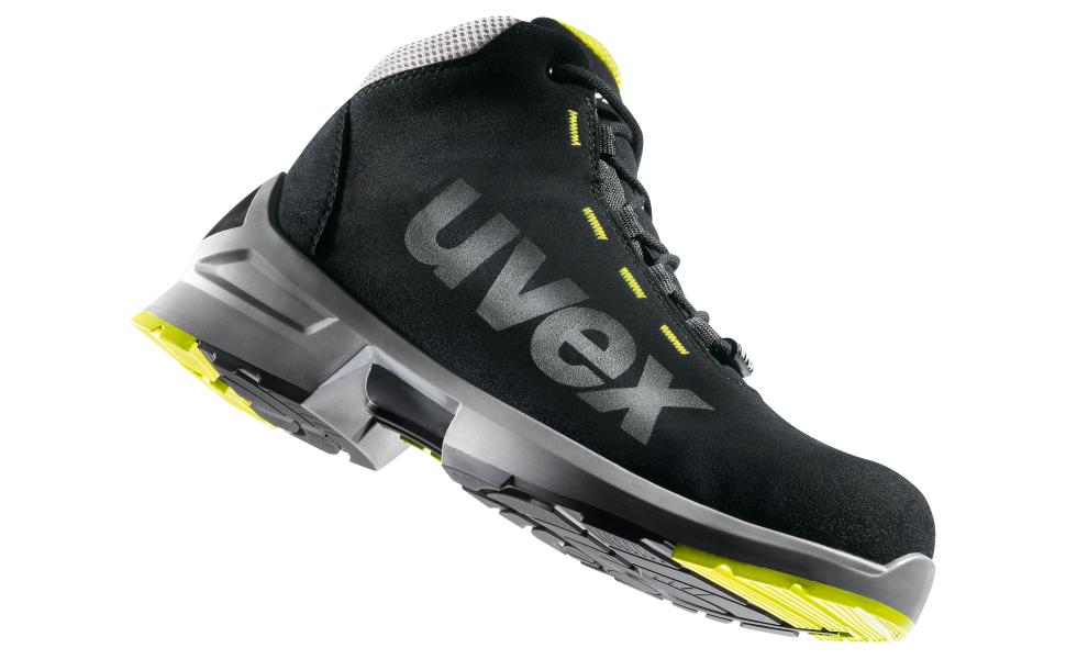 Uvex 1 - Ridefinizione delle prestazioni.