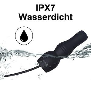 Amazon.de: Penis Vibrator Dilatator Silikon Penisplug