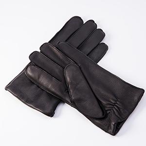 S In Dunklbraun Neuw Kleidung & Accessoires Angemessen Raffinierte Damen Handschuhe Gr Damen-accessoires