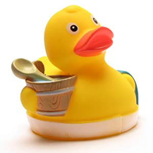Badeenten Quietscheente Quietscheentchen Gummiente Plastikente Duckshop Lilalu Schnabels