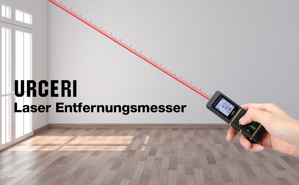 Mini Laser Entfernungsmesser : Urceri laser entfernungsmesser m mini amazon kamera