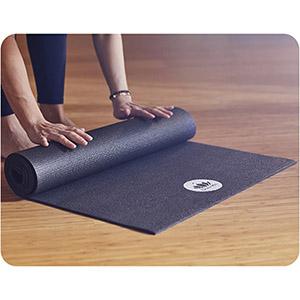 - Hautfreundlich /& Schadstoffgepr/üft 5mm Dicke Pilates Lotuscrafts Yogamatte Mudra Studio Profi Matte f/ür Yoga f/ür Anf/änger und Fortgeschrittene Sport und Training