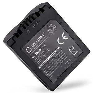 Cellonic 2x Akku Kompatibel Mit Leica V Lux 1 Lumix Elektronik