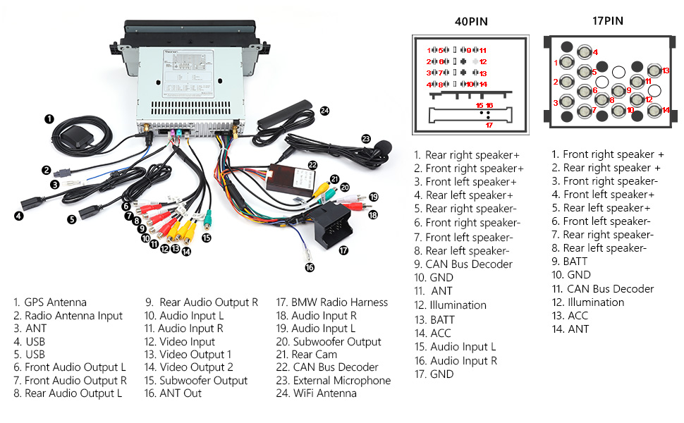 Fabulous Eonon Android 8 1 Fit Bmw E46 M3 320 325 1999 2000 2001 2002 2003 Wiring Cloud Rectuggs Outletorg