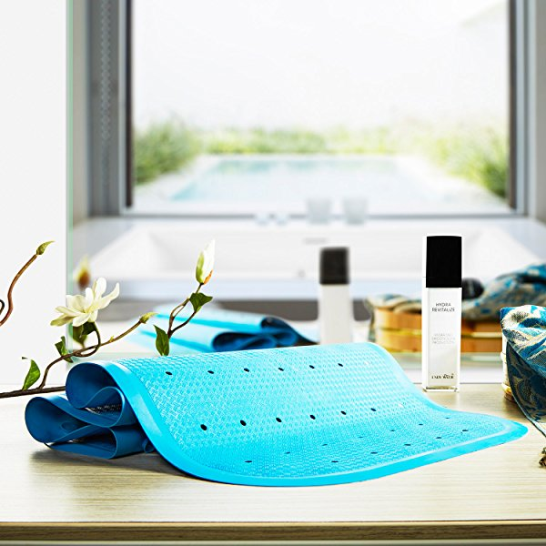 keten rutschfeste badematte f r badewanne und dusche naturkautschuk 76 x 34 cm passt zu allen. Black Bedroom Furniture Sets. Home Design Ideas