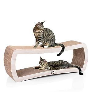 Die Sehr Guten Eigenschaften Der Canadian Cat Company   Katzenkratzbretter  Auf Einen Blick: