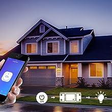 sonoff, itead, smart home, remote control, amazon alexa, google home