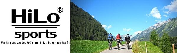 HiLo sports - Fahrradzubehör mit Leidenschaft
