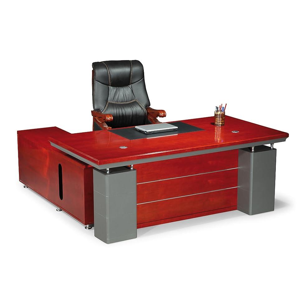Chef Schreibtisch Buero Büromöbel Büroausstattung Kirschbaum ...