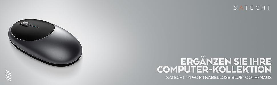 Satechi Typ-C M1 kabellose Bluetooth-Maus