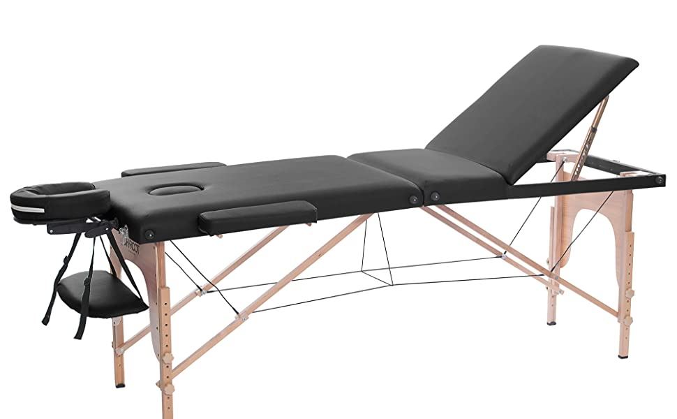 Lightweight Portable Massage Therapy Bed