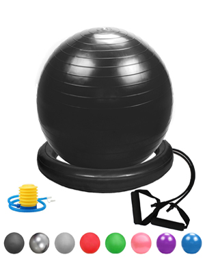 Gymnastikball Set