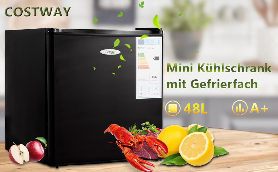 Mini Kühlschrank Für Milchtüte : Mini kühlschrank mit gefrierfach l a gefrierschrank kühlbox