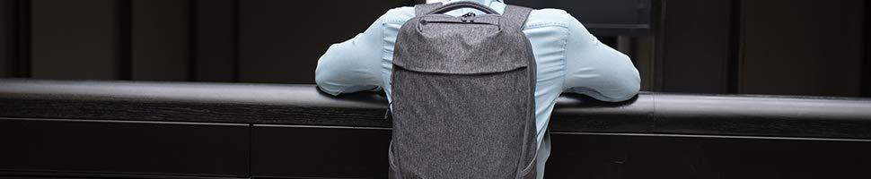 Akra back view hand luggge cabin backpack