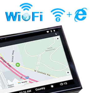 Atoto A6 2 Din Android Car Navigation Stereo With 2 Elektronik