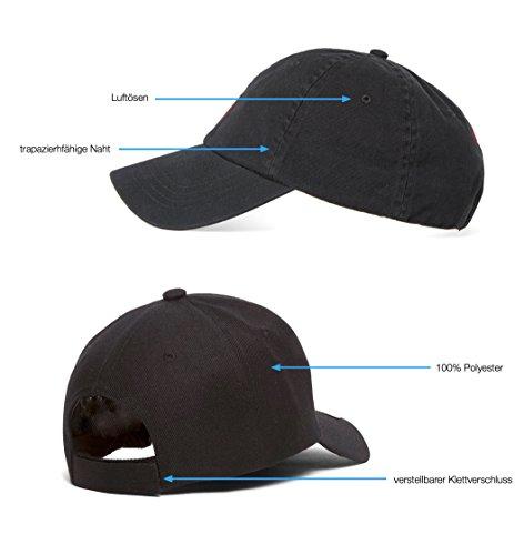 Basecap Baseball Schildmütze Snapback Flexfit Kappe Mütze